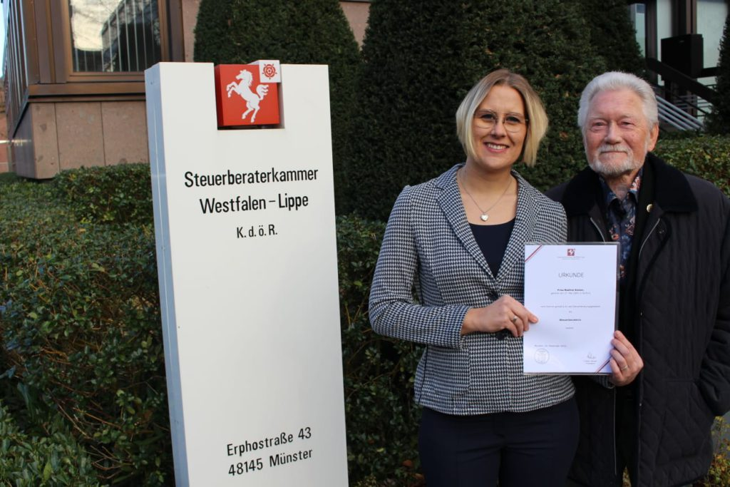 Nadine Keiser & Wolfgang Freitag